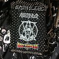 Sacrilege - Battle Jacket - vest 3