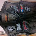 Mayhem - Battle Jacket - Black Speed Thrashin Death vest