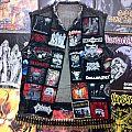 Black Witchery - Battle Jacket - Vest final