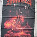 Immortal - Damned in Black Flag
