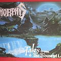 Amorphis - Tales from the Thousand Lakes Flag Other Collectable