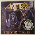 "Anthrax - Monster at the End 7"" Lilac Single"