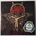 Slayer - You Against You Single Red Splatter