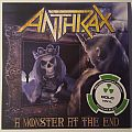 "Anthrax - Monster at the End 7"" Gold Single"