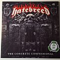 Hatebreed - The Concrete Confessional Red Vinyl