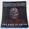 Iron Maiden - The Book of Souls Patch