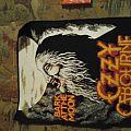 Ozzy Osbourne - Patch - ozzy osbourne back patch vintage 1980s