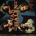 Van Halen - Patch - Van Halen vintage 1980s back  patch