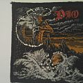 Dio - Patch - Vintage 80s DIO Holy Diver patch