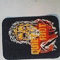 Quiet Riot - Patch - Quiet Riot 1980s patch SOLD
