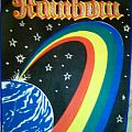 Rainbow - Patch - Vintage 80s Rainbow back patch