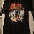King Diamond - TShirt or Longsleeve - Tour merchandise