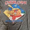Cannibal Corpse - Hammer smashed face - European Tour 1993 TShirt or Longsleeve