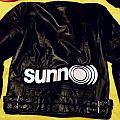 Sunn O))) - Battle Jacket - Sunn O))) leather jacket