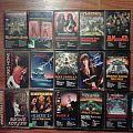 Shrapnel Records tape collection