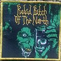 Rabid Bitch Of The North - Patch - Rabid Bitch Of The North Patch
