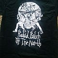 Rabid Bitch Of The North - TShirt or Longsleeve - Rabid Bitch Of The North Shirt