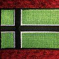 Type O Negative - Patch - Vinland flag patch