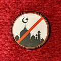 Anti-Mosque patch