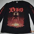 Dio - The Last in Line LS TShirt or Longsleeve