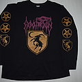 Goatmoon - TShirt or Longsleeve - Goatmoon - Quest for the Goat LS