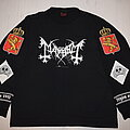 Mayhem - TShirt or Longsleeve - Mayhem - Legion Norge *Censored Version*