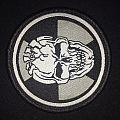 Final Conflict skull & radiation circle patch