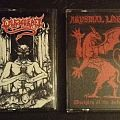 Witchcraft & Abysmal Lord tapes Tape / Vinyl / CD / Recording etc