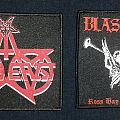 Beherit/Blasphemy  Patch