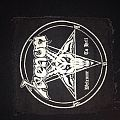 Venom welcome to hell printed patch