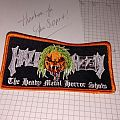 Halloween Band Patch