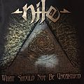 Nile - What Should Not Be Unearthed 2017 tour longsleeve