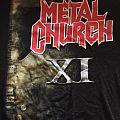 Metal Church - XI Tour shirt