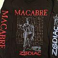 Macabre - Zodiac longsleeve