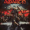 Amon Amarth 2016 tour shirt