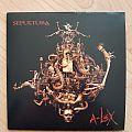 Sepultura - A-Lex - Promo - CD (2009) Tape / Vinyl / CD / Recording etc