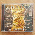 Sepultura - Against (1998) Tape / Vinyl / CD / Recording etc