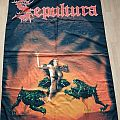 Sepultura - Flag Other Collectable