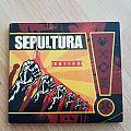 Sepultura - Nation - (2001) - Digipak Tape / Vinyl / CD / Recording etc