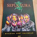 Sepultura - Official 1997 Calendar Other Collectable