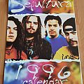 Sepultura - Official 1996 Calendar Other Collectable