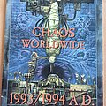 Sepultura Chaos Tour 93/94 Other Collectable