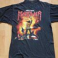 Manowar - Tour 94-95 TShirt or Longsleeve