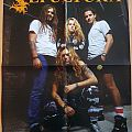 Sepultura - ( Metal Hammer ) Poster  Other Collectable