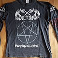 Bewitched - Encyclopedia of Evil TShirt or Longsleeve