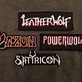 Patches III: Saxon, Powerwolf, Satyricon
