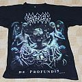 Vader - TShirt or Longsleeve - Vader - De Profundis 96 tour t-shirt