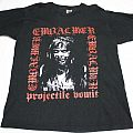 EMBALMER - TShirt or Longsleeve - Embalmer - Projectile Hate T-shirt