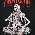 Anatomia - Cranial Obsession  t-shirt