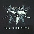 Dark Tranquillity - Official 2008 Japanese Tour T-shirt